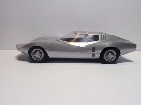 Chevrolet Monza GT Concept