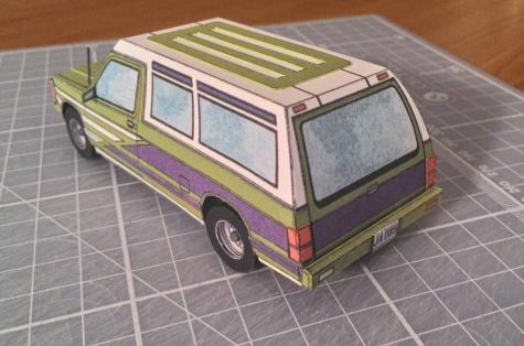 Chevy S-10 4x4