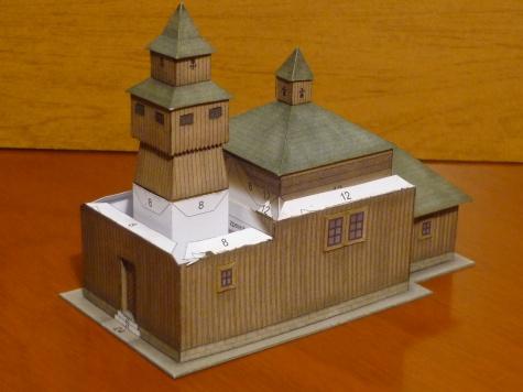 Chrám Setkaní Paně se Simeonem, Kožany