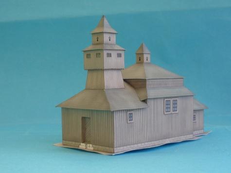 Kostel Setkaní Paně se Simeonem, Kožany