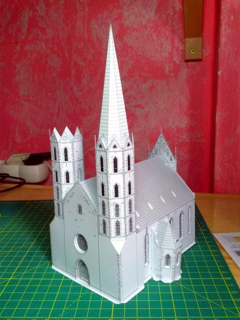 Chrám sv. Bartoloměje - Kolín