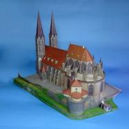 Chrám sv. Bartolomìje - Kolín