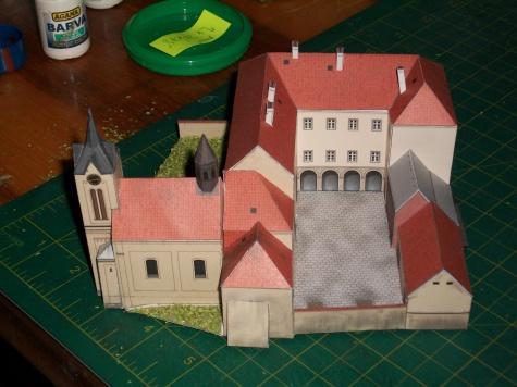 Chvaský zámek