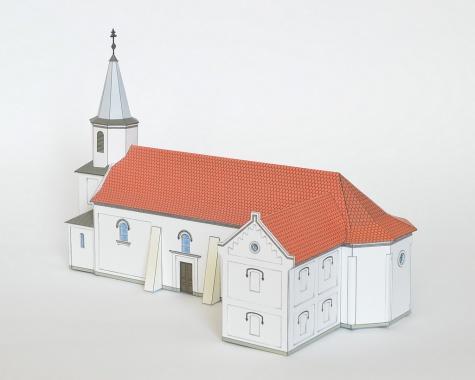 Cífer-Pác: Kostol sv. Petra a Pavla