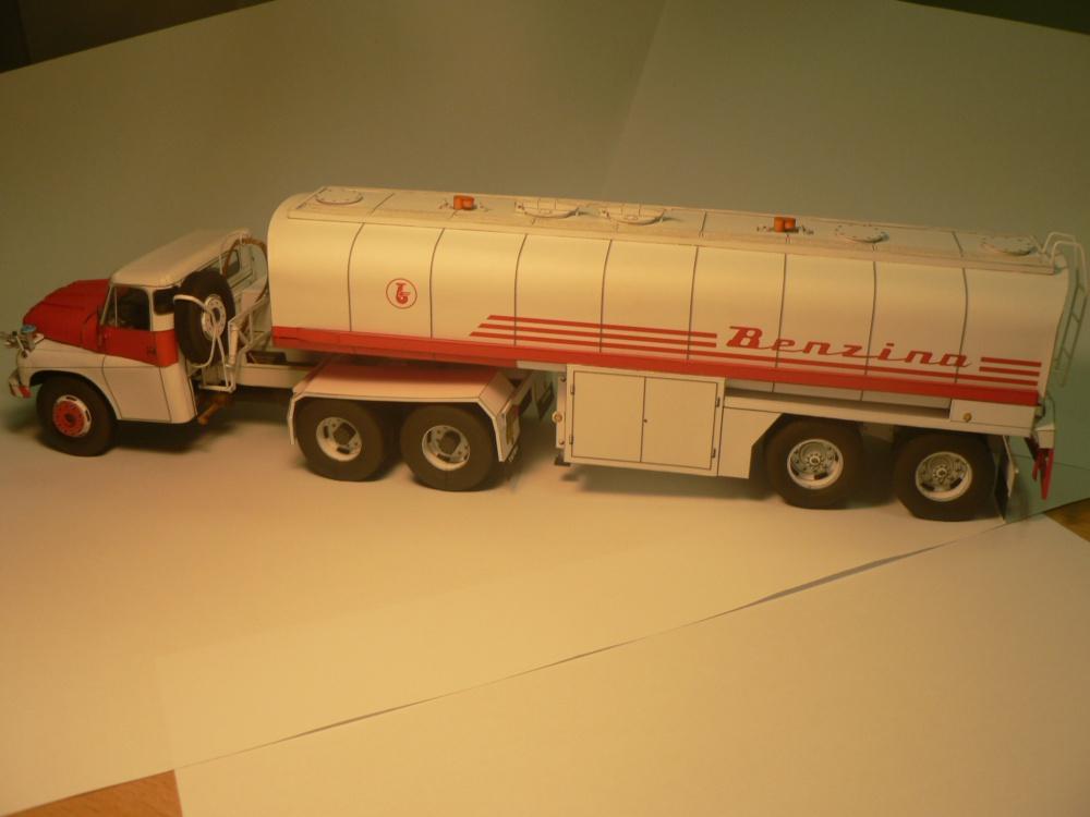 Cisternový návěs ZTS CN 23 TO