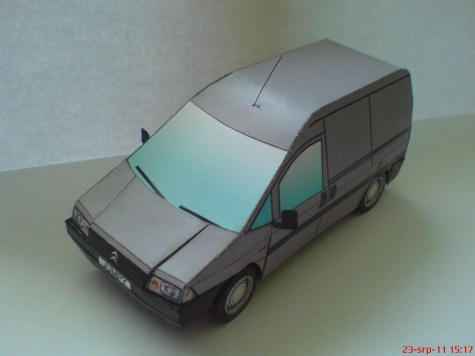 Citroën Jumpy-Beta