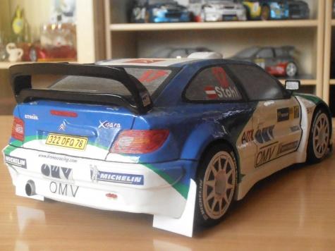Citroen Xsara WRC (Stohl)