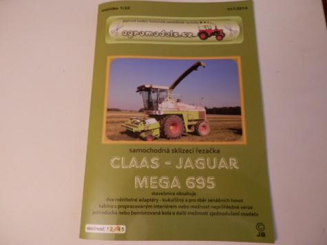 CLAAS JAGUAR 695