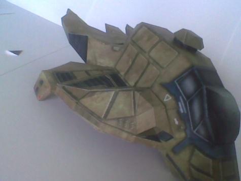 Colonial Raptor