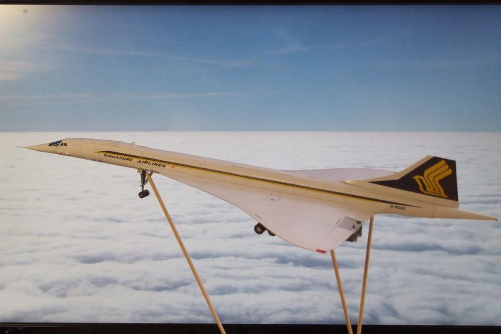Concorde G-BOAD (beta)