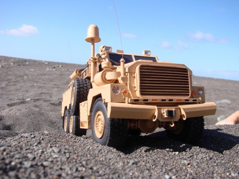 Cougar HEV 6x6 1-25