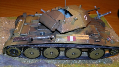 Cruiser Mk V Covenanter