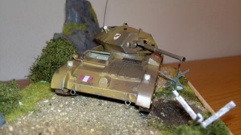 Cruiser Mk V Covenanter