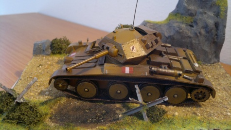 Cruiser MkV Covenanter