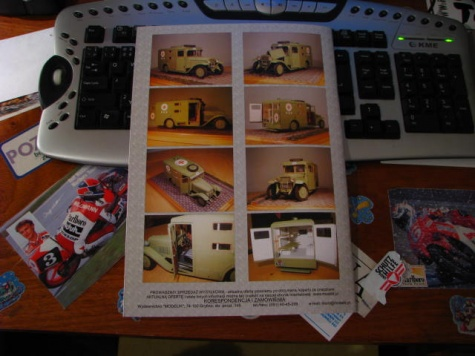 CWS  - T1 ambulance