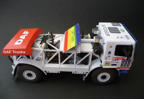DAF 95 X1 Turbotwin