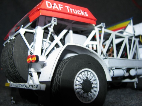 DAF 95 X1 TURBOTWIN - beta