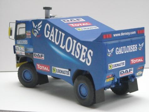 DAF CF 75 FAV - Blekota