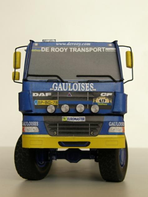 DAF CF 75 FAV Dakar 2004
