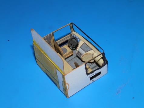 Daf XF 105 Space Cab - tandem