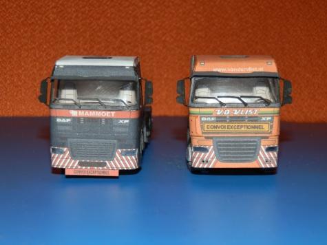 Daf XF 95, 105 FTM 8x4