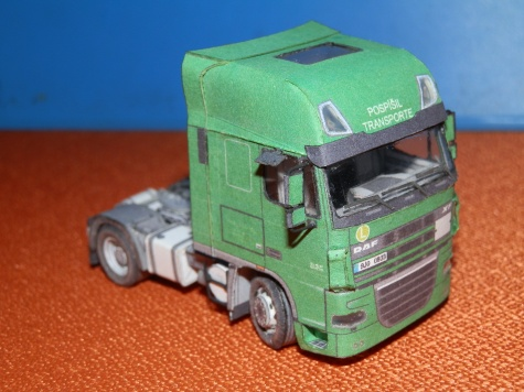 Daf XF 105 Super Space Cab 4x2