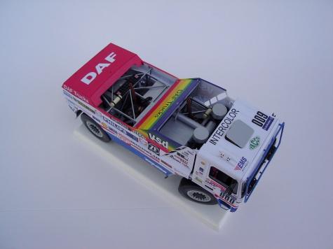 DAF 95 X1 TURBOTWIN - Dakar 1988