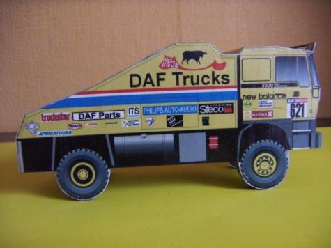 Dakar DeRooy