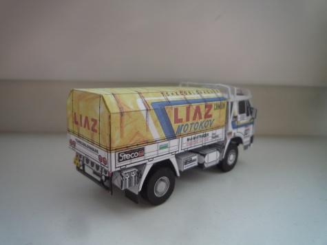 dakar liaz 1985