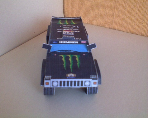 Dakar trucks and cars