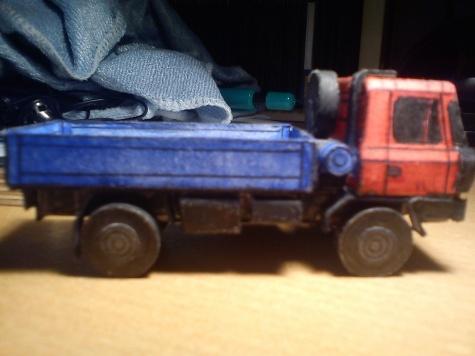 Dakarské vozidlá a iné