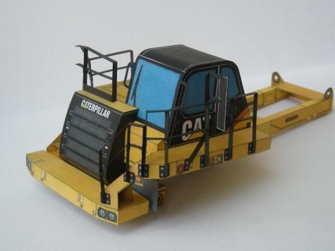 Damp CAT 773F