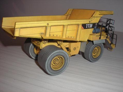 Dampr Cat 773F
