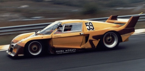 DeTomaso Pantera - Group C 1983