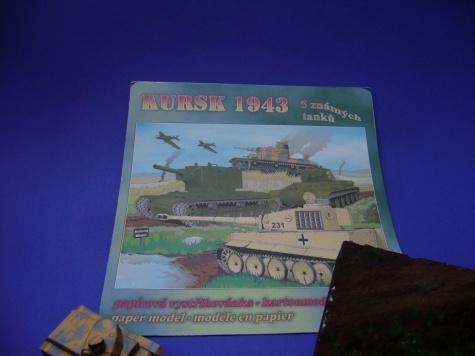 Dioráma-Kursk 1943