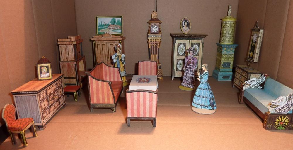 Dioráma Přemysla Kubely