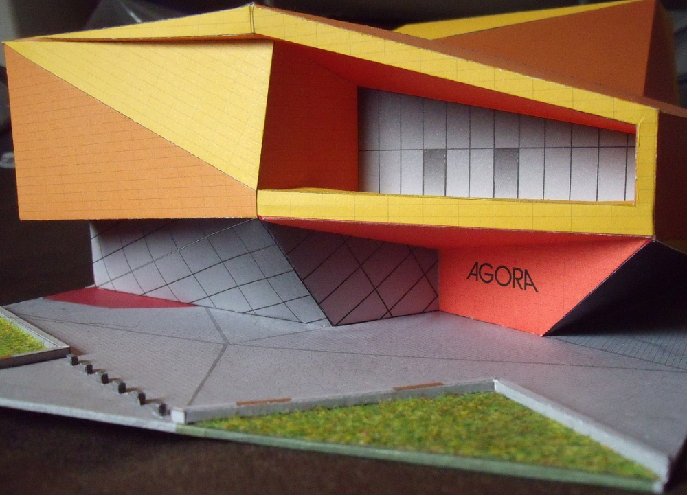 Divadlo Agora v Lelystadu, Nizozemí