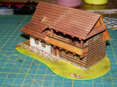 Dolnooravský dům