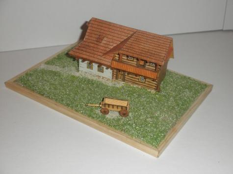 Dolnooravský remeselnícky dom