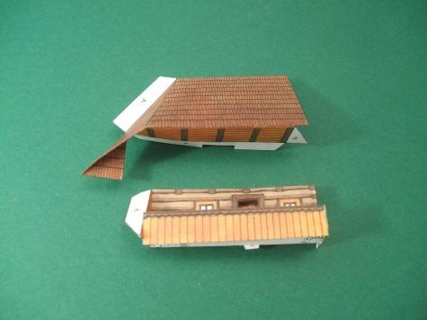 Dolooravský srubový dům