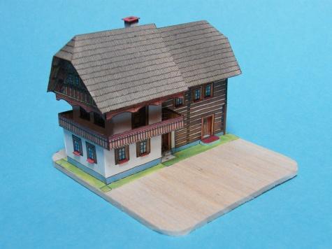 Dom z Podkrkonoší