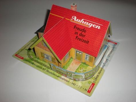 Domeček Auhagen