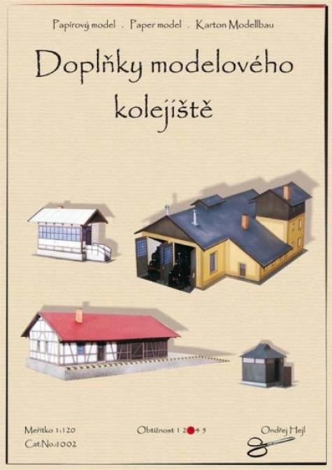 Domečky - různé