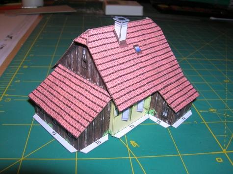 Domek z východních Čech IV