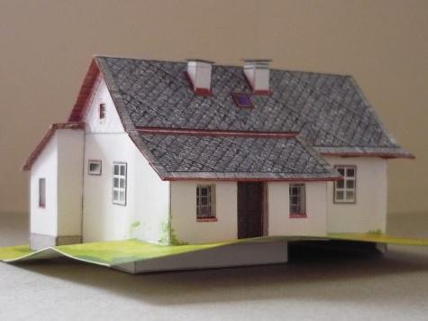 Domek z východních Čech II