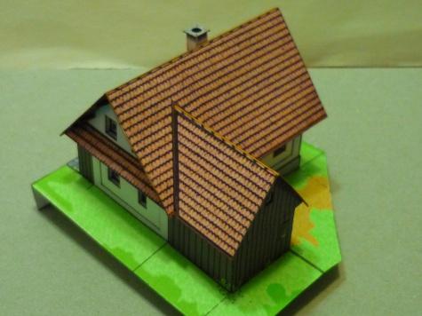 Domek z východních Čech III