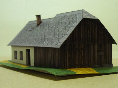 Domek z východních Čech VI