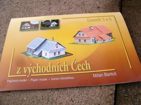 Domky z vých. Čech