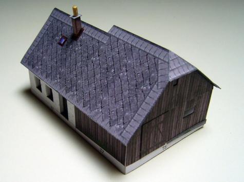 Domy z východních čech V, VI, VII, PK