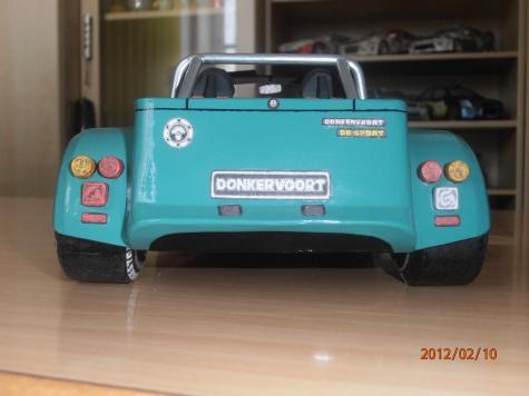 Donkervoort  D8 Sport